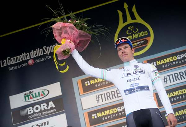 Tirreno Adriatico cycling race