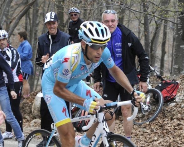 "Nibali sempre protagonista al ""Trentino-Melinda"" (Foto Daniele Mosna)"