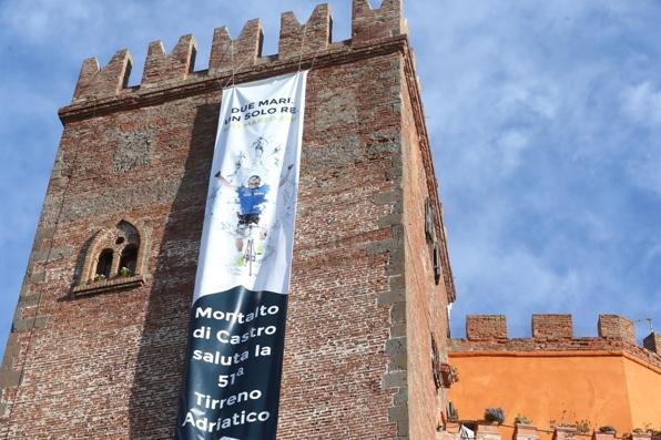 Castello di Montalto di Castro (Foto Ansa-Pieri)