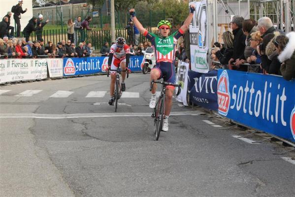 Bagioli vince a Compito (Foto Soncini)