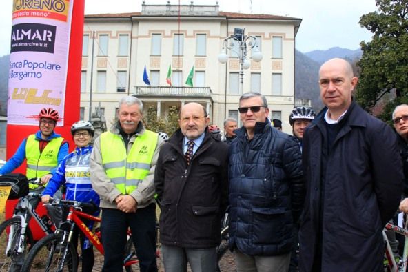 Mario Minervino e Personalità^ (Foto Ossola)