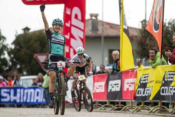 Chiara Teocchi vince a Maser (Foto