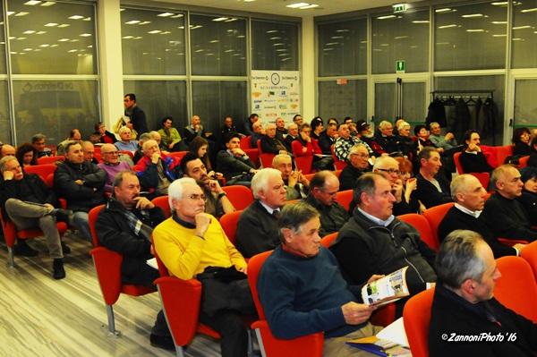Sala Presentazione Coppa Caduti di Reda