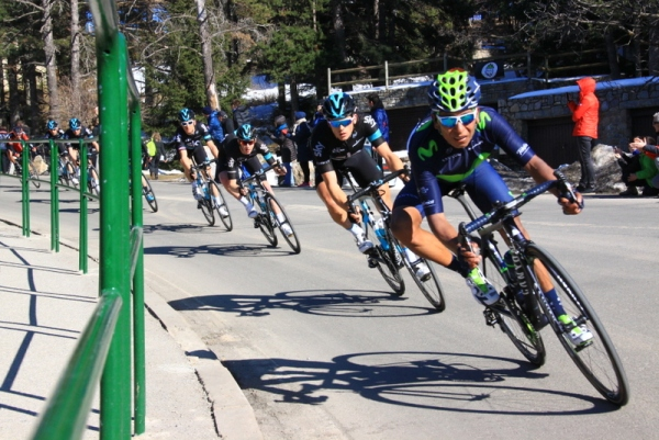 Inseguimento Movistar (Foto JC Faucher)
