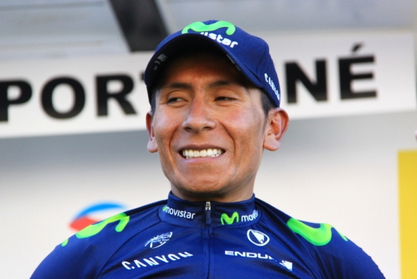 Nairo Quintana (Foto Jean Claude Faucher)