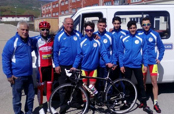 Partecipanti stage a Tito Scalo