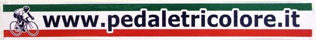 25.11.15 -  Logo di www.pedaletricolore.it - semplice web