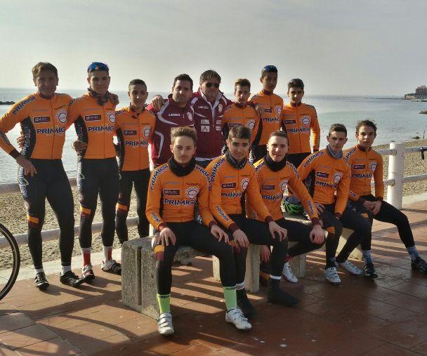 ROMA PRO CYCLING TEAM 2016