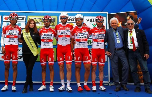 Settimana Internazionale di Coppi e Bartali 2016