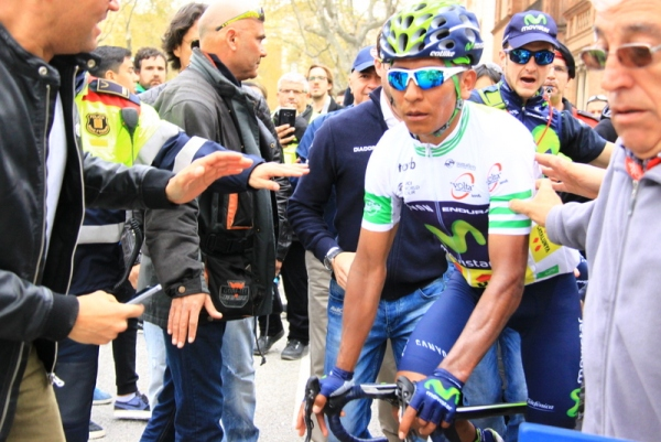 Quintana a Barcellona (Foto JC Faucher)