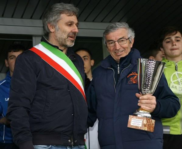 Premiazione Romanese (Foto Berry)
