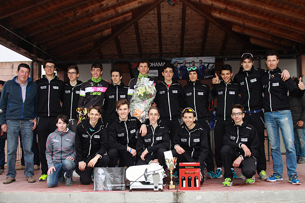 Vigor Cycling Team (Foto Kia Castelli)