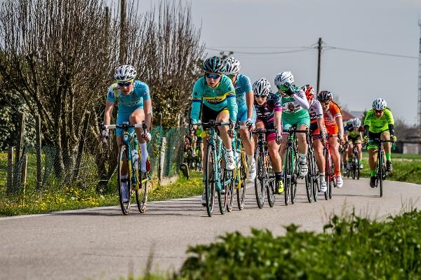 Fase della gara categoria Elite (Foto Billiani)