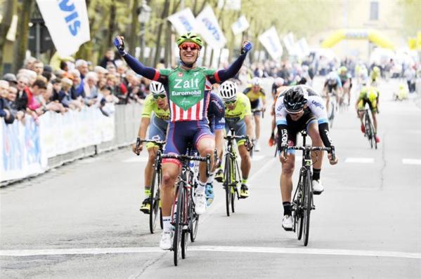 Michael Bresciani vince la 67^ Milano-Busseto (Soncini)