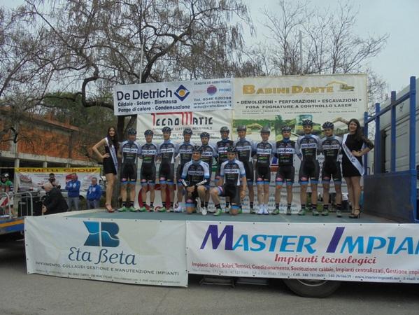 Presentazione Team Colpack (Foto Miserocchi)