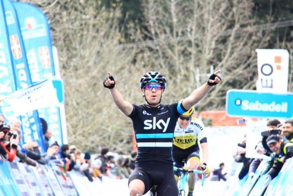 Mikel Landa vince tappa Giro Paesi Baschi preparazione 40* Giro del Trentino (Foto Jean Claude Faucher)