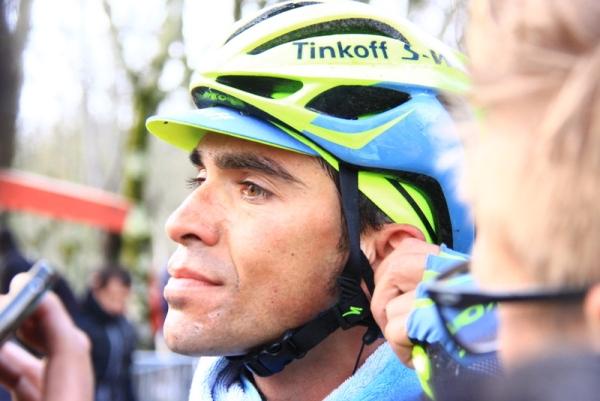 Primo piano di Contador (Foto JC Faucher)