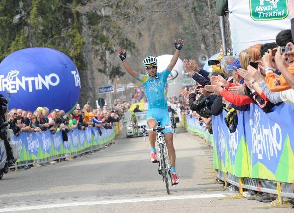 37* Giro del Trentino - Vincenzo Nibali vincitore (Foto Daniele Mosna)