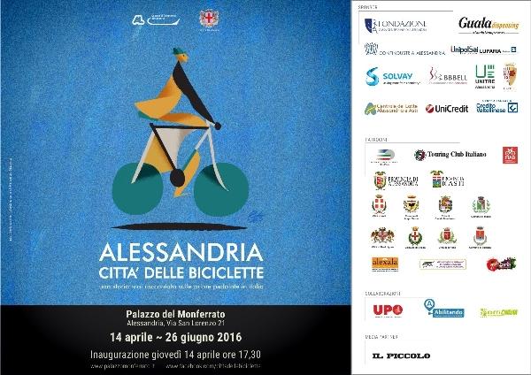 14.04.16 - ALESSANDRIA CITTA' DELLA BICICLETTA MOSTRA
