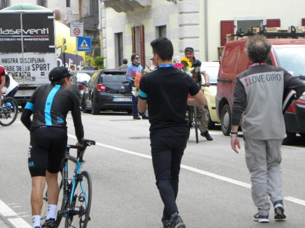 Landa Meana verso controllo antidoping