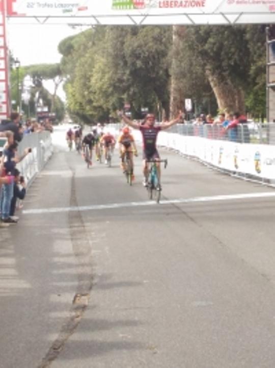 Elia Aggiano vince Tricolore Roma