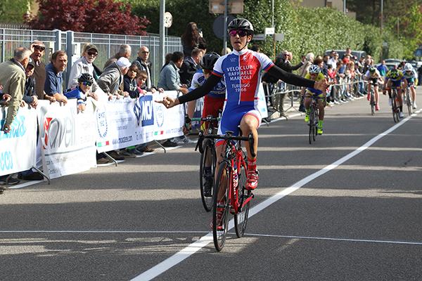 Milone vince ad Olgiate Molgora (Kia Castelli)