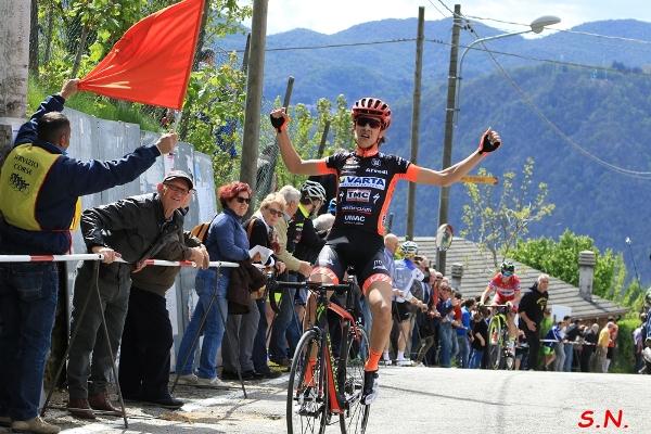 Stefano Oldani alla grande nel 53^ Giro della Castellania (Contributo Gio.More)