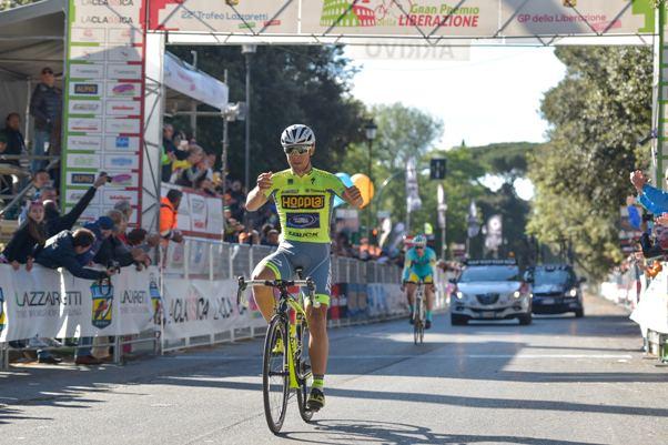 Foto Gran Premio Liberazione - Roma Under 23 - Ciclismo -