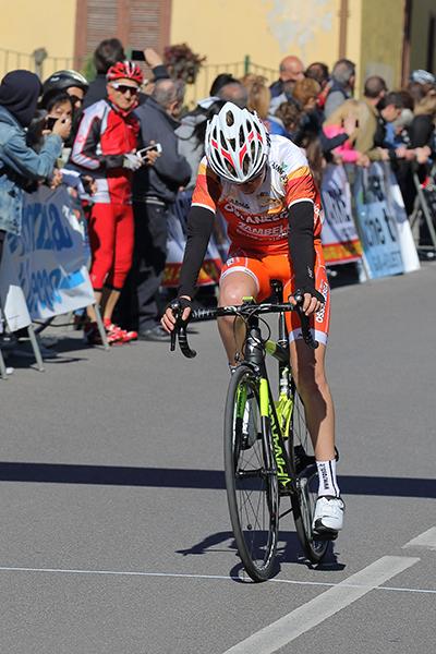 Alessandro Belussi, 3^ classificato (Foto Kia Castelli)