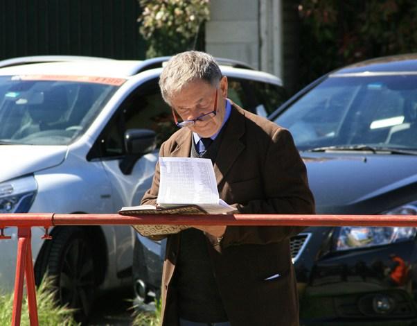 Vito Bernardi a Nerviano (Foto Berry)