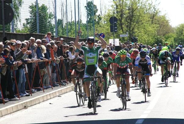 Mattia De Mori vince 70^ Coppa Caduti Nervianesi (Foto Berry)