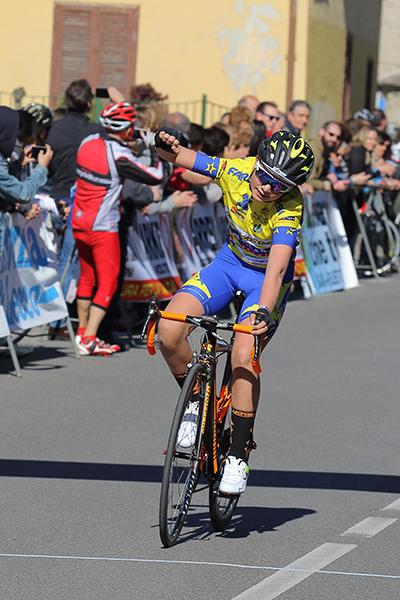 Gabriel Fede, 2^ classificato (Foto Kia Castelli)