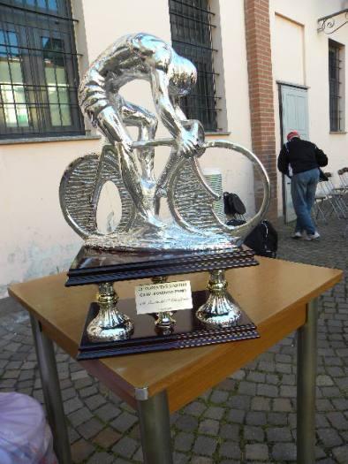 Il Trofeo della 59° Coppa Tre Martiri (Foto Pisoni)