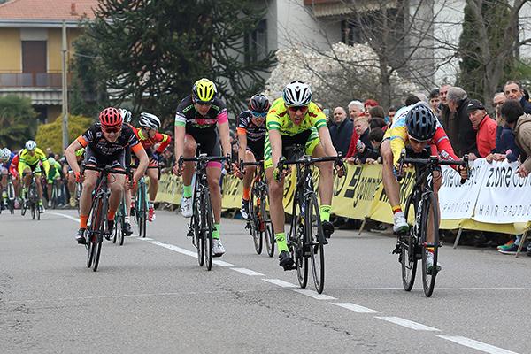 Covi davanti a Belloni per il quarto posto (Foto Kia Castelli)