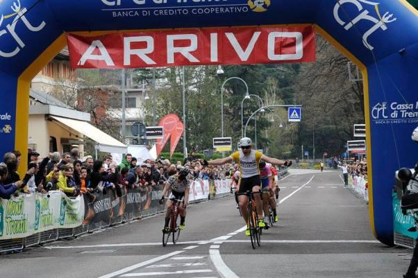 Leonardo Pasquotto vince La Bolghera allievi (Foto Mosna Natascia G.)