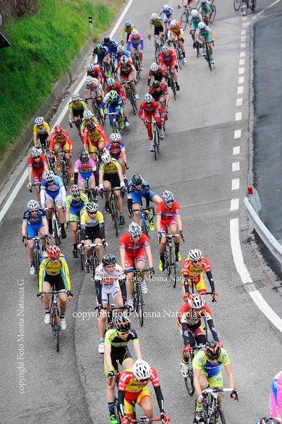62^ Trofeo Martiri Trentini - Gruppo in azione (Foto Mosna Natascia G.)