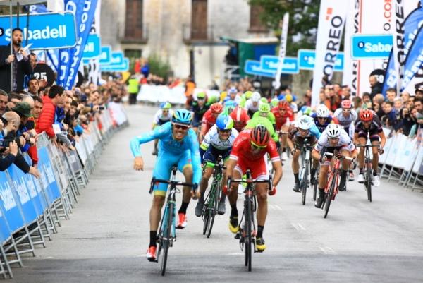 Sanchez vince prima tappa Paese Basco (Foto JC Faucher)