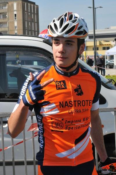 Giorgio Cometti vincitore gara 2* anno (Foto Mambretti)