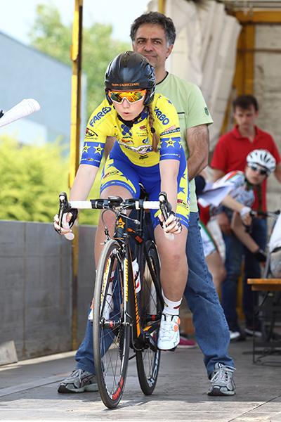 Nicole Fede, 3^ classificata (Foto Kia)
