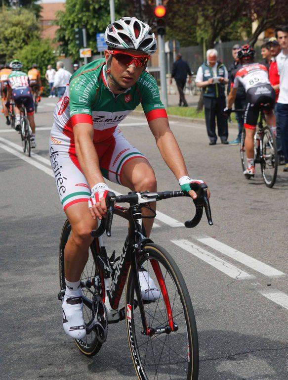 Gianluca Milani Camp Italia Elite (Foto Pisoni)