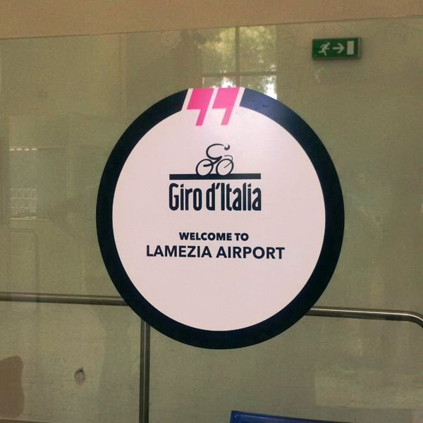 09.05.16 - logo welcome lamezia