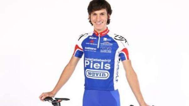 Gijs Verdick, 21 anni Olandese