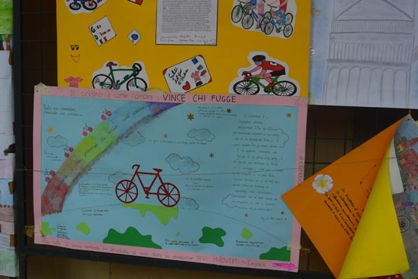 Disegni alunni Scuole elementari (Foto Trovati)