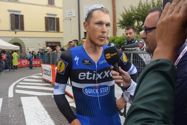 Aldo Trovati intervista Matteo Trentin