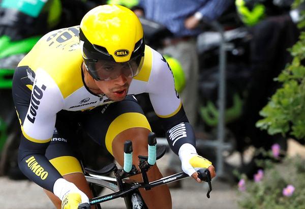 Giro d'Italia 2016: the 9th Stage