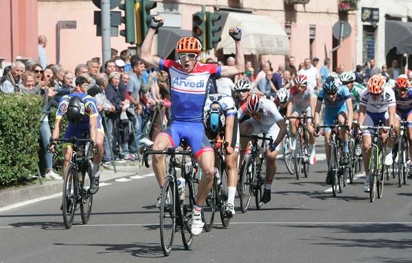 Bosini Diego vince ad Abbiategrasso (Foto Pisoni)