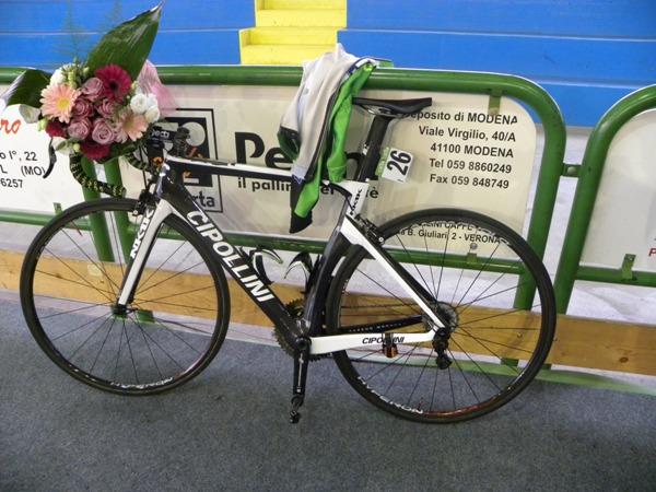 La bici di Giulio Ciccone (Nastasi)
