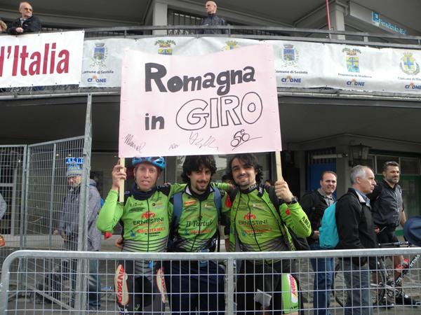 Giovani tifosi provenienti da FAENZA (Foto Nastasi)