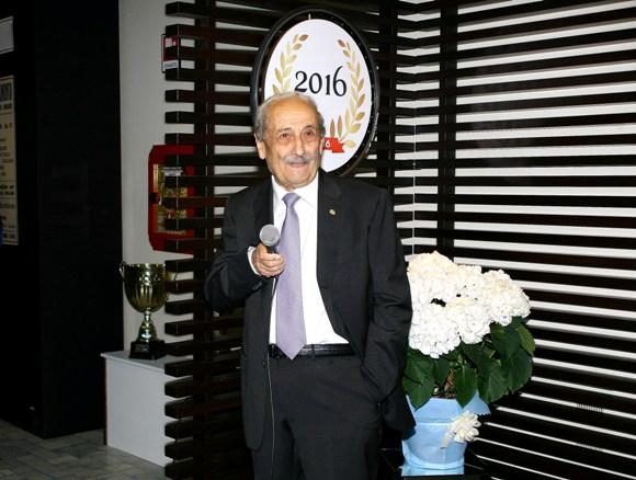 Intervento del presidente Romano Erba (Berry)