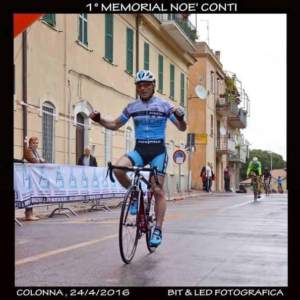 24.04.16 - Coppa Lazio Csain 1 Memorial Noe Conti Colonna - Rm 24 04 2016